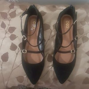 Cato Flat shoes